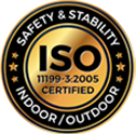 UPWalker Lite ISO Certified