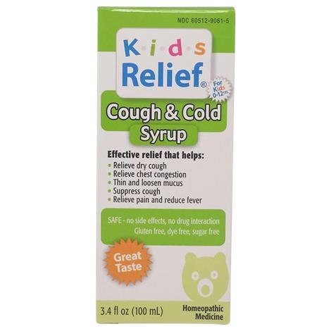 Cold and Cough Syrup